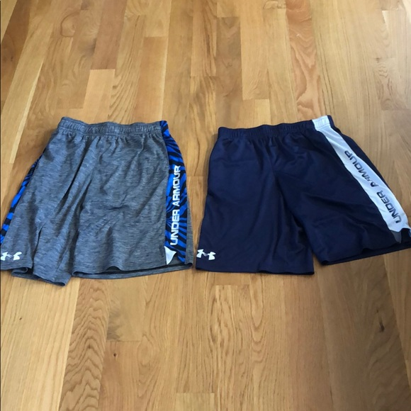 Boys Youth Under Armour Shorts